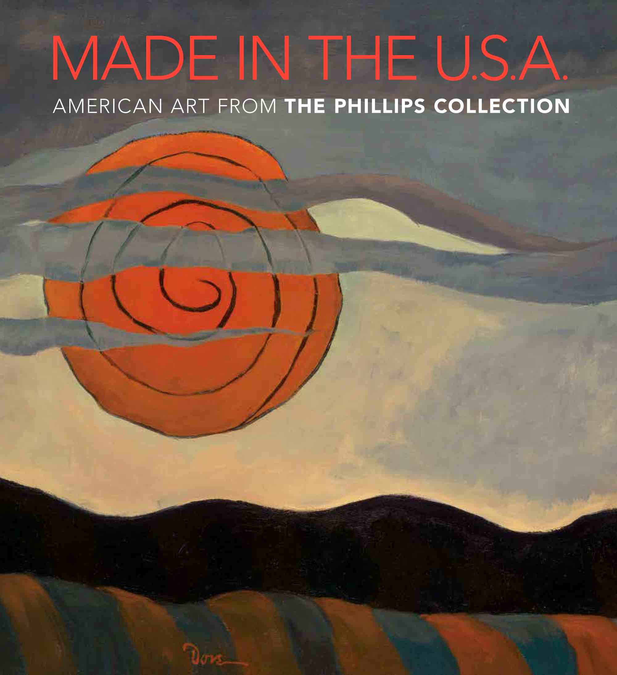 Susan Behrends Frank, Made in the U.S.A.: American Art from The Phillips Collection. Yale University Press.